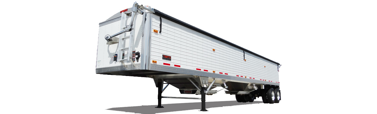 new and used timpte trailers for sale in Canada
