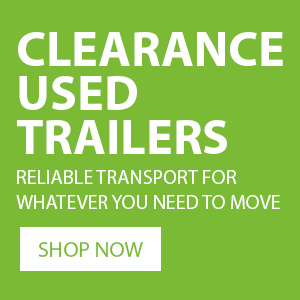 used trailers with clearance pricing